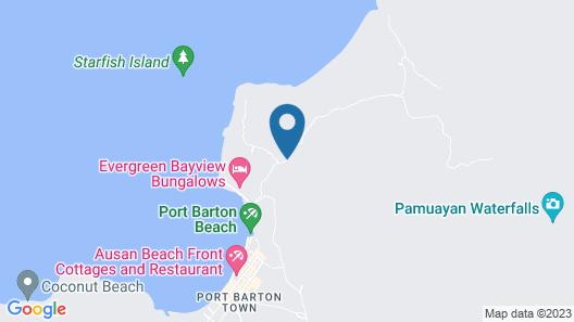 JBR Tourist Inn Map