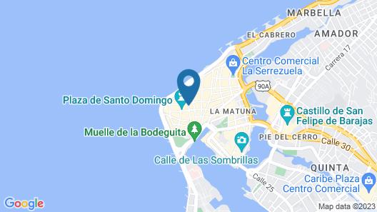 Delirio Map