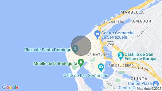 Luxe Villa Milatt? Boutique /pool by Nomadguru Map