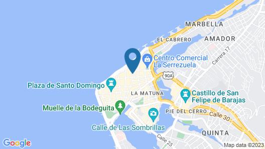Casa La Cartujita Map