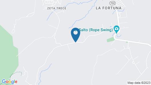 Casa Luna Hotel & Spa Map