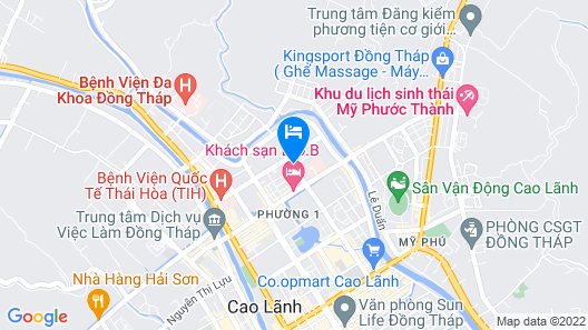 HUYNH DUC 2 HOTEL Map