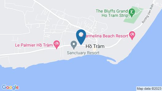 Sanctuary Resort Community Map