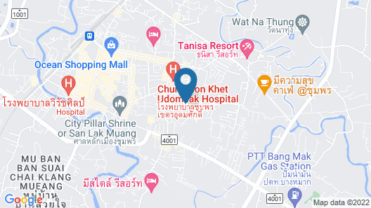 BRS Hotel Map