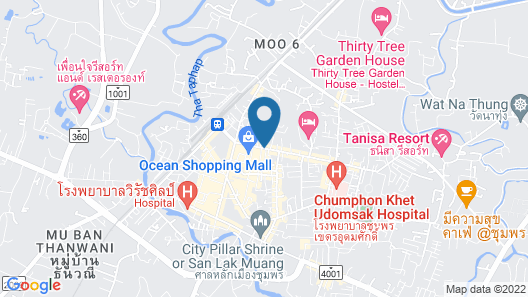Yong Dee Apartment Map
