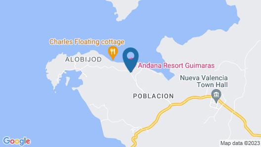 Andana Resort Map