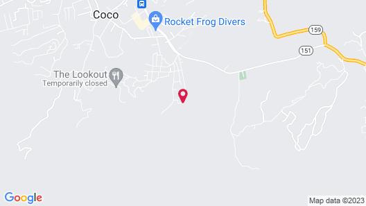 Villa Buena Onda Map