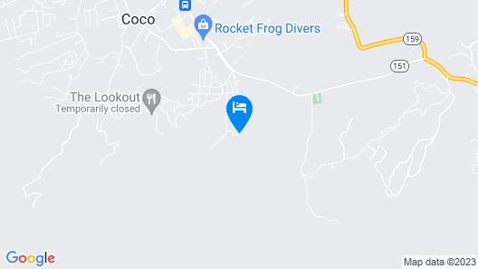 Villa Buena Onda All Inclusive Adults Only Map