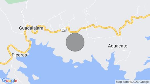 Casa Isabelita-entire Home, AC, HS Internet, Washer/dryer, Mountain & Lake Views Map