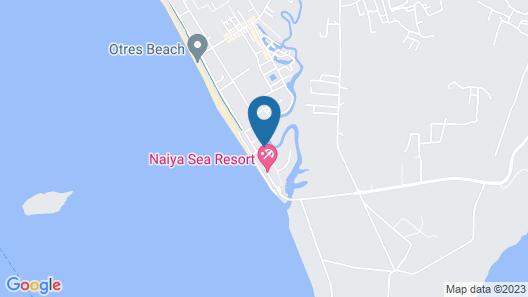 Otres Resort Map