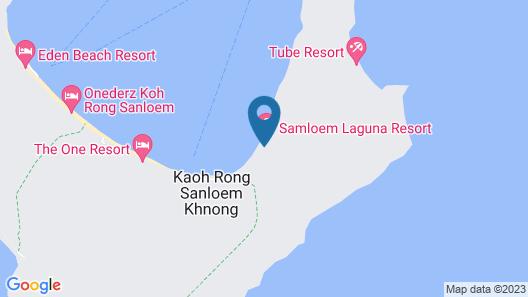 Samloem Laguna Resort Map