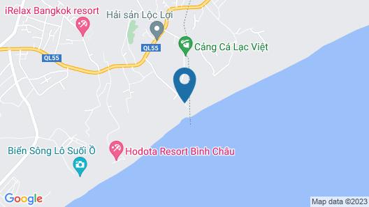 Hodota Resort Center Map