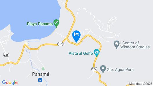 The Jaguar Village Map