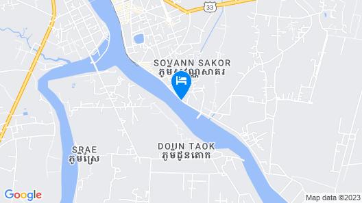 Phka Kravan Boutique Map