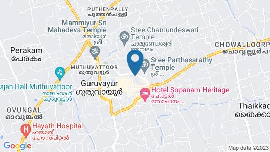 Sree Gokulam Sabari Map