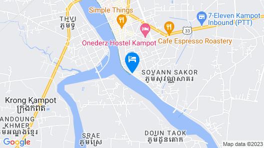 Pippali Hotel Map