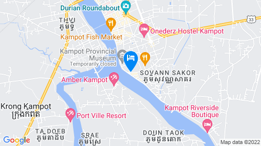 Makk Hotel Map