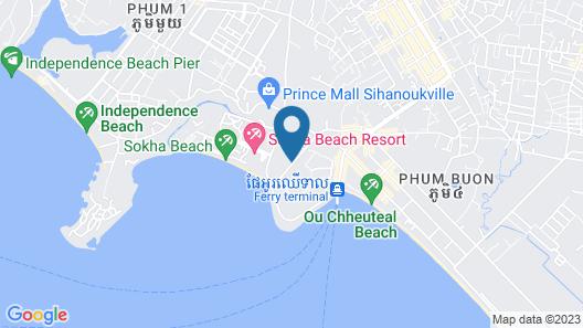 Jin Bei Palace Hotel Map