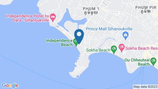 Sunshine Bay Hotel Map