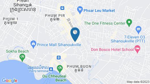 Zhong Hua Wei International Hotel Map