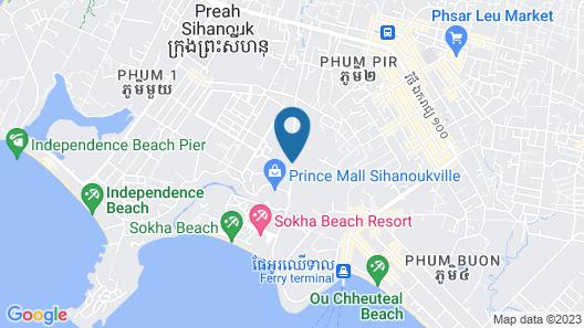 Jin Bei Artisan Hotel Map
