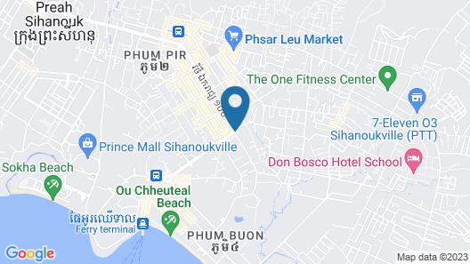 Rujia Hotel Map