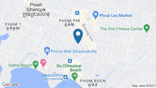Fu Bang Guo Ji Xi Niu Hotel Map