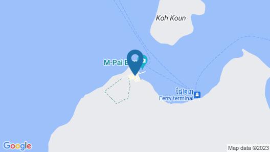 Blue Quay Hostel Map