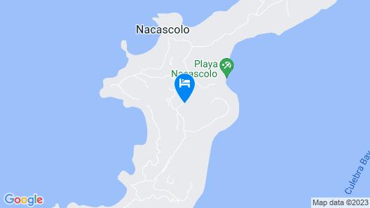Costa Rica at Peninsula Papagayo! Map