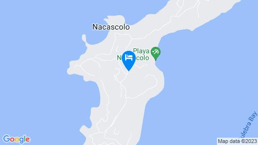 Costa Rica Spring Break, Peninsula Papagayo! Map
