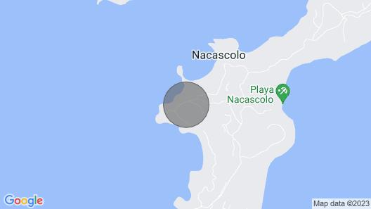 Aisolated Luxury Residence -safe Area at Peninsula Papagayo Map