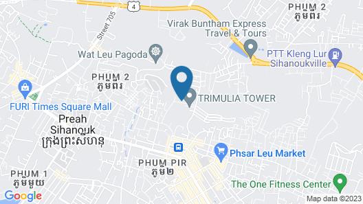 Furi Times Square Hotel Map