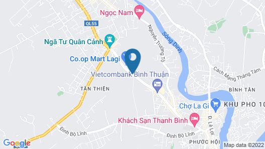 Nhat Minh Hotel Map