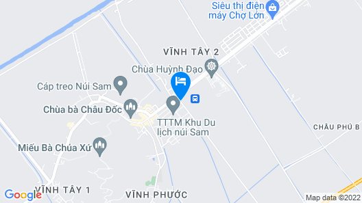 Hotel Van Xuan 79 Map