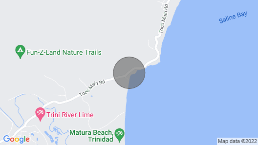 Guayamare Rock Resort - Family Friendly Villa! Map