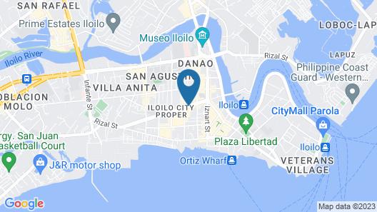 Ong Bun Pension House Map