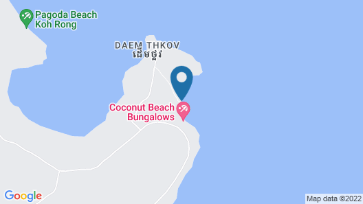 Nice Beach Bungalow Map
