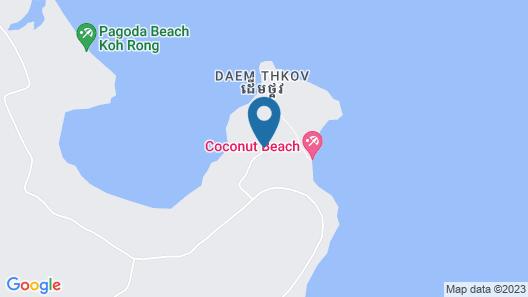 Ariya Resort Map