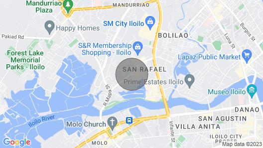 Avida atria tower SM iloilo Map