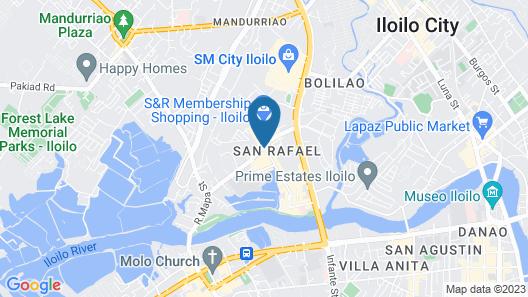 Seda Atria Map
