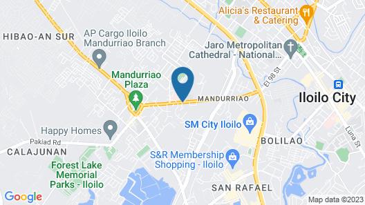 J7 Plaza Hotel Map