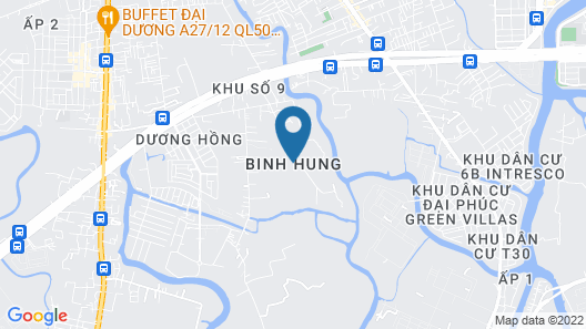 OYO 578 Dong Thuy Map