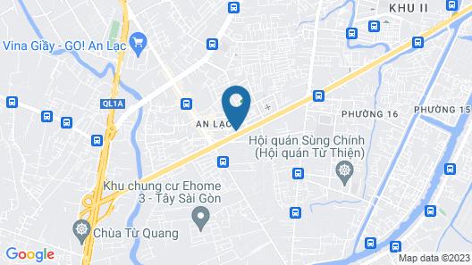 OYO 1130 Bao Ngoc Hotel Map