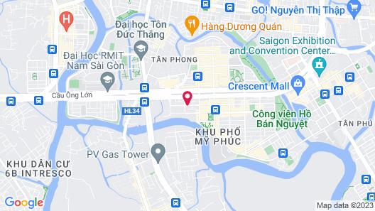 Fide Hotel Map