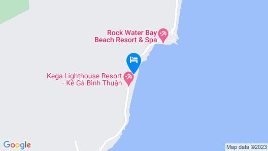 Starlight Villa Beach Resort & Spa Map