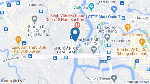 RedDoorz @ Trung Son Residence 3 Map