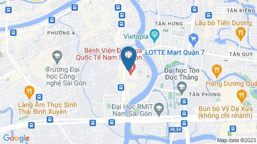 RedDoorz @ Trung Son Residence 2 Map