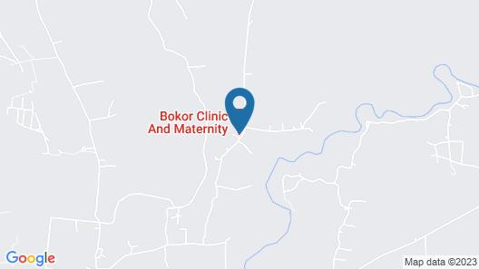 Sre Ambil Resort Map