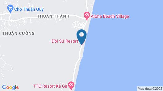 Doi Su Resort Map