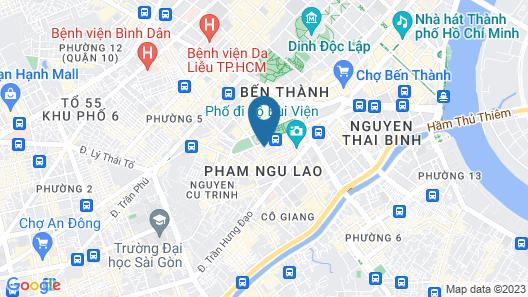 Bich Duyen Hotel Map